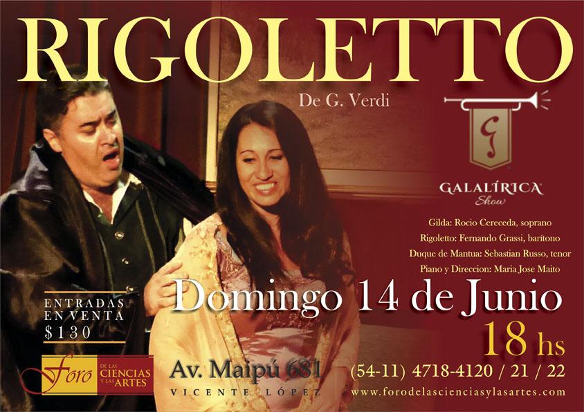 flyer Gala rigoleto